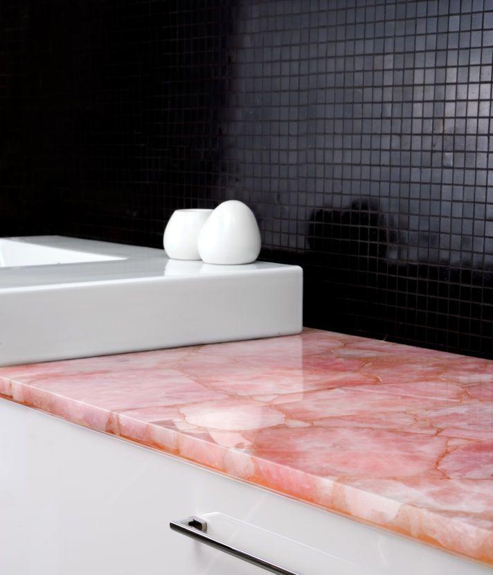 Rose Quartz Countertops Kitchen Design Ideas Caesarstone
