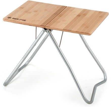 ... My Table Is Small Enough To Carry In A Large Backpack Or Tote Bag. Itu0026  A Durable Personal Table Whenever And Wherever You Need One. Available At  REI ...