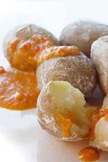 Recetas de comidas canarias, buenísimas todas, claro,como canaria qu soy ♥♥♥Papas arrugadas