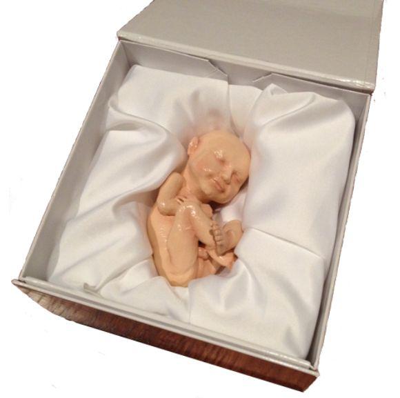 アメリカでお腹の胎児を3Dプリントするサービス「3D Babies」が話題に!