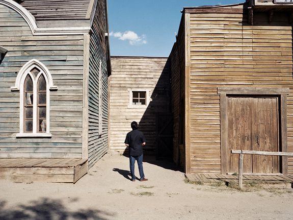 alvaro deprit, dreaming leone, photobook, westerns, photography, selfpublished, selfpublishing, michela palermo