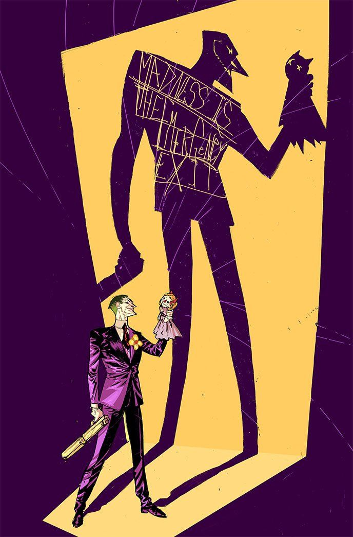 https://s-media-cache-ak0.pinimg.com/736x/b8/2f/c8/b82fc89510232a80d886f393ece3fd33--joker-comic-joker-art.jpg Comic Joker Painting