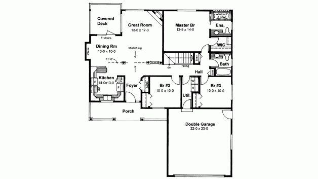 606 migliori immagini house plans to show mom su pinterest for Piani casa com classico cane trotto stile