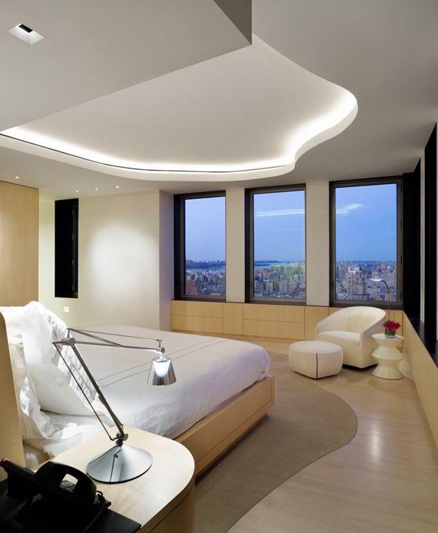 World Of Architecture Central Park West Penthouse Duplex Manhattan New York Gwathmey Siegel Associates Architects