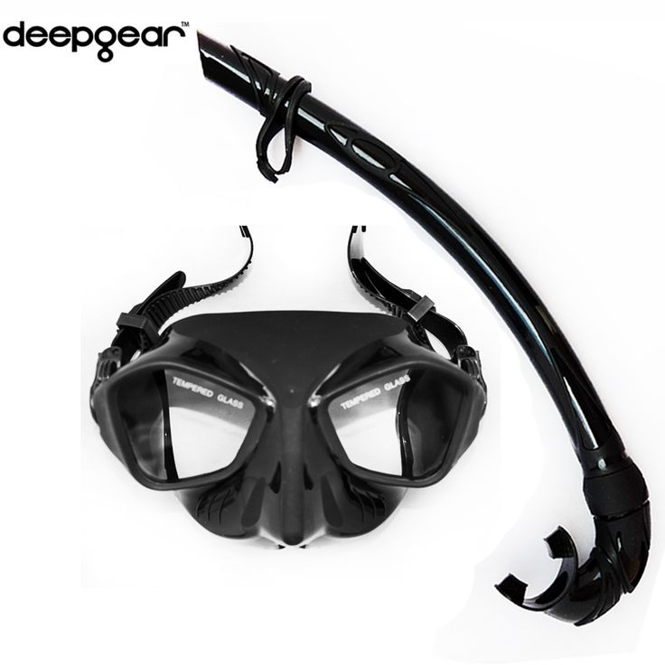 sale top spearfishing gears extreme low volume silicon diving mask flexible folded dive snorkel for #spearfishing #gear