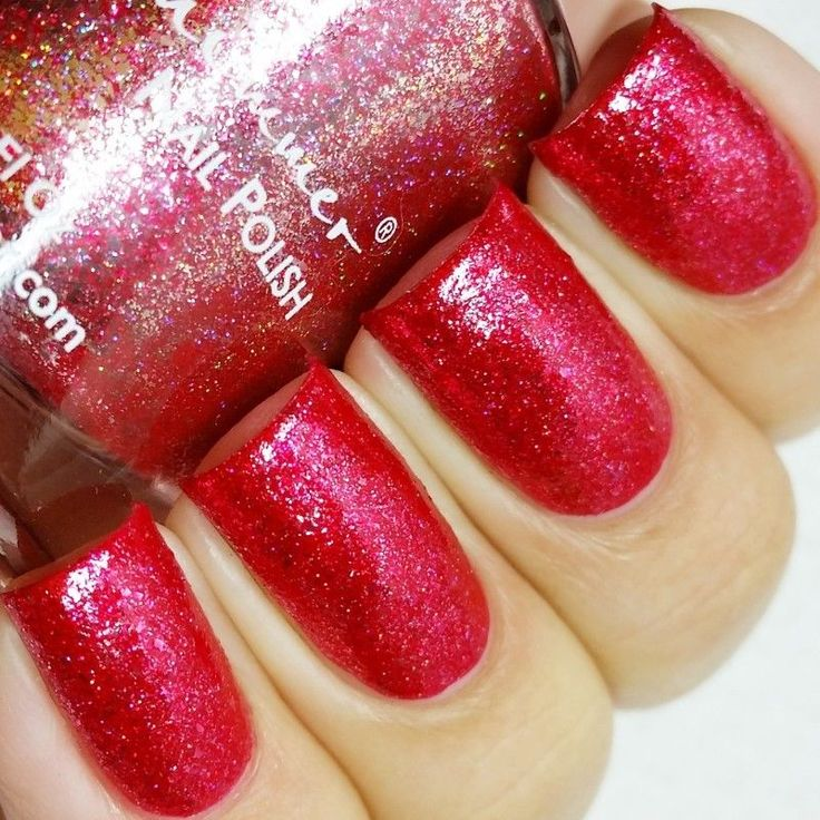 Best 25+ Red Nail Polish Ideas On Pinterest