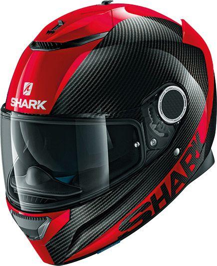 Shark Spartan Red
