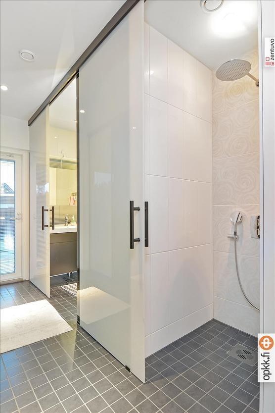 Moderni kylpyhuone, Etuovi.com Asunnot, 56669197e4b09002ed151243 - Etuovi.com Sisustus