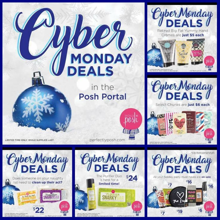Perfectly Posh Cyber Monday Deals!! Wow. https://www.perfectlyposh.com/ale  #perfectlyposh #natural #crueltyfree #pampering