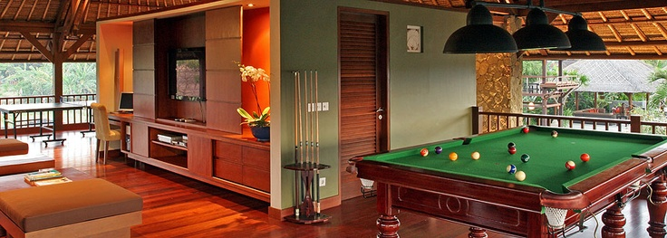 Games room!