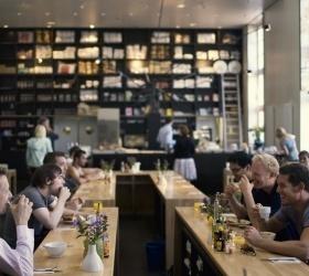 Restaurant | Lloyd Hotel