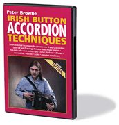Irish Button Accordion Techniques (DVD)