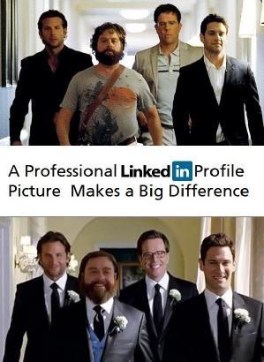 De eerste indruk telt! En niet alleen op Linkedin, maar ook bij de verkoop van een huis, sollicitatiegesprek, eerste ontmoeting, etc. (We laten gemakshalve even in het midden of de 'kleur' in kleding klopt).