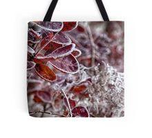 Frozen Bush Tote Bag