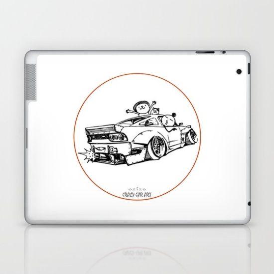 Crazy Car Art 0007 - $25