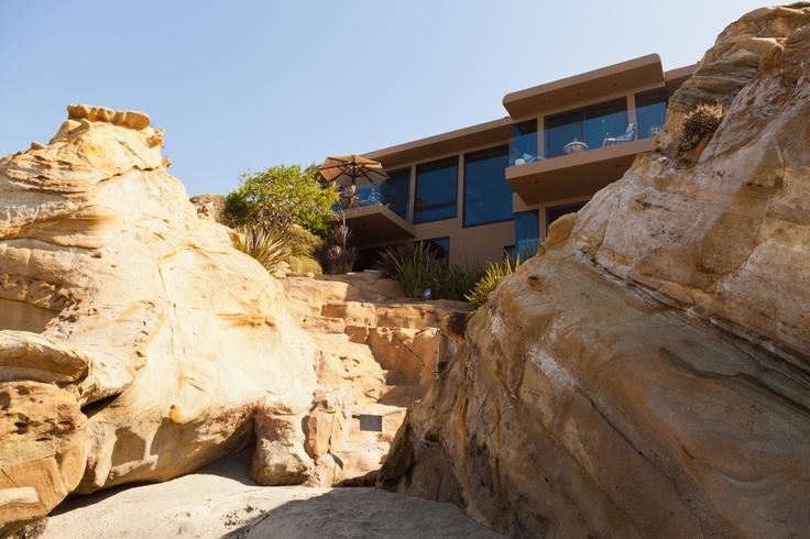 Dream home on the beach