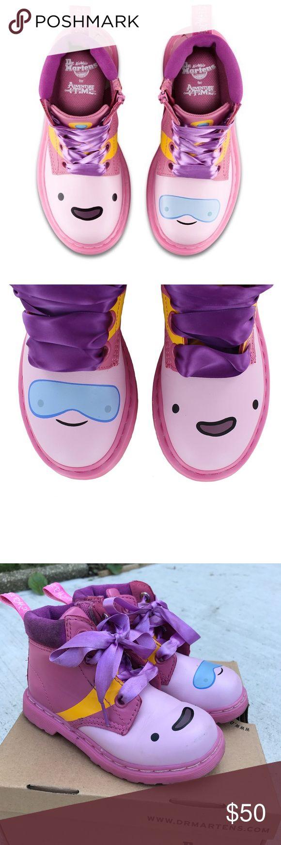 Girls Dr. Martens Cartoon Network collaboration! Make an offer! Dr. Martens Shoes Boots