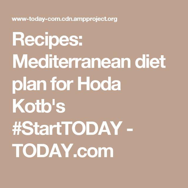 Mediterranean Style Diet Menu: Best 25+ Mediterranean Diet Plans Ideas On Pinterest