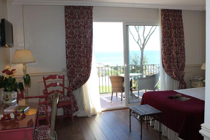 habitacion vistas al mar   www.hotelblaumarllafranc.com