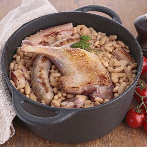750 grammes vous propose cette recette de cuisine : Cassoulet de Toulouse. Recette notée 4/5 par 117 votants et 9 commentaires.