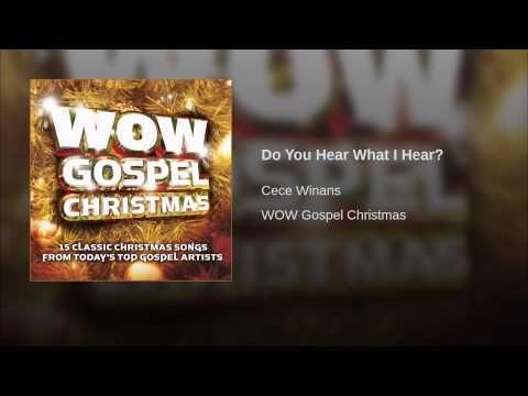 Do You Hear What I Hear? - YouTube | Songs, Christmas song, Gospel