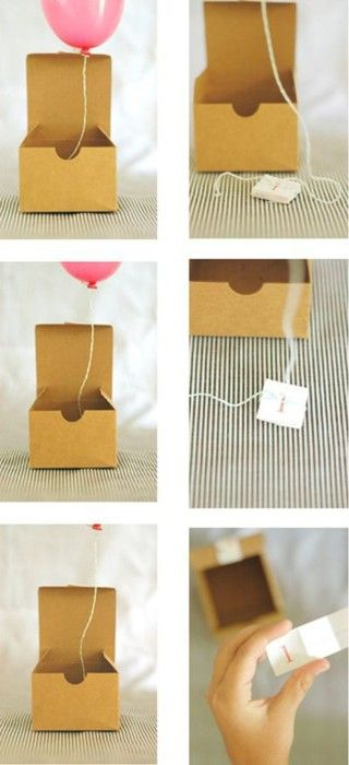 Creative way to give a gift card :)