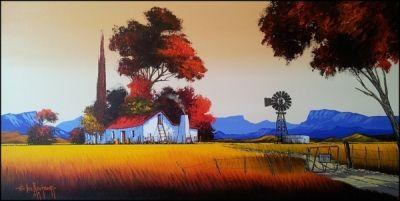Nic Van Rensburg   Visit Art Gallery   Kirsten Art Gallery