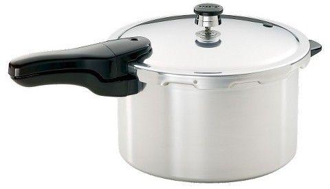 Presto 8 Quart Aluminum Pressure Cooker