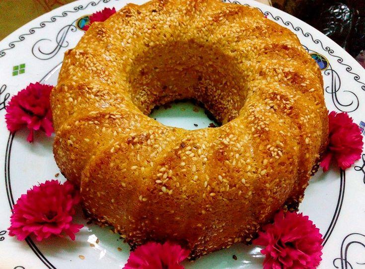 طريقة عمل كيكة السمسم الهشة طريقة Recipe Food Cooking Recipes Cake Recipes