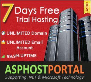 Windows Hosting with ASPHostPortal.com