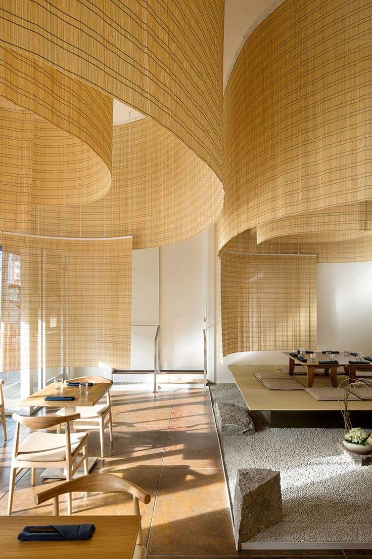 Restaurant Interior Designers Near Me : Best japanese restaurant design ideas on pinterest