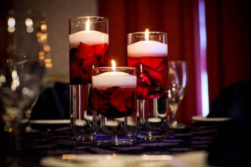 Floating Candle Centerpieces Candles Centerpieces Xxi