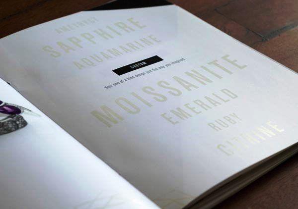 Desain katalog brosur perhiasan - Henri & Nobel Fine Jewelry 3