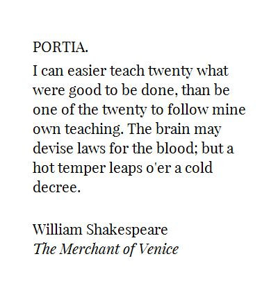 the script of merchant of venice The play was entered in the register of the stationers company, the method at that time of obtaining copyright for a new play, by james roberts on 22 july 1598 under the title the merchant of venice, otherwise called the jew of venice.