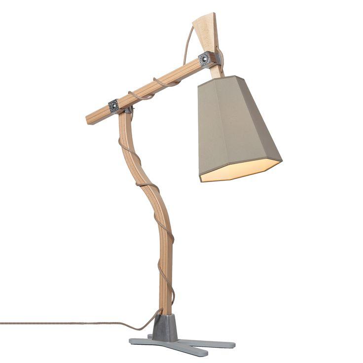 Ideal Lampe Kaki Blanc Hcm LUXIOLE