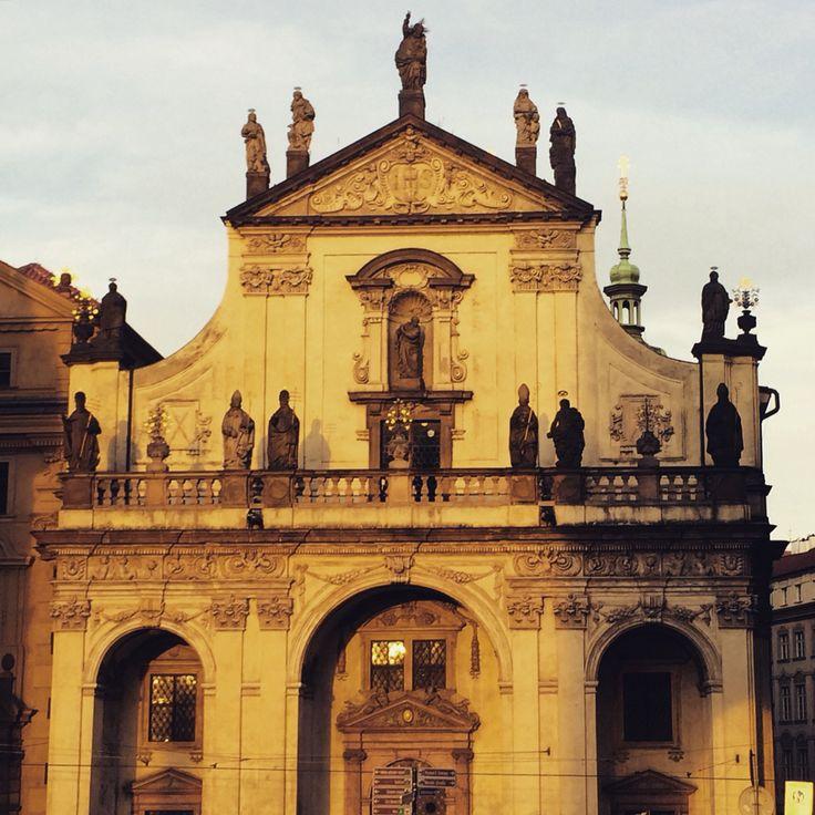 #Prague #Charles #Square