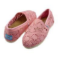 good to know / TOMS shoes outlet! More than half off!On Sale! / My kids love Toms. but they're way too much for my budget......until I found..... Toms Shoes Outlet !!!!..$18.95!