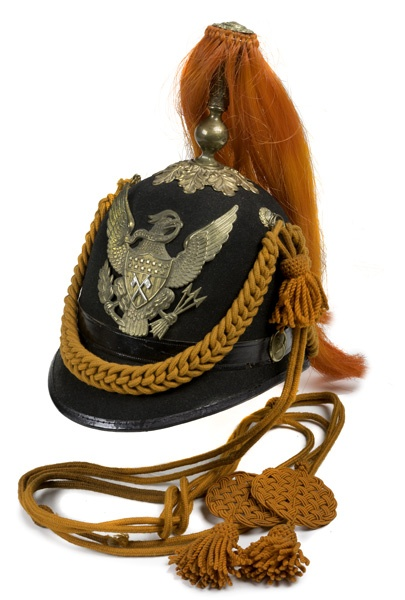 Pattern 1881 Signal Corp Enlisted Dress Helmet
