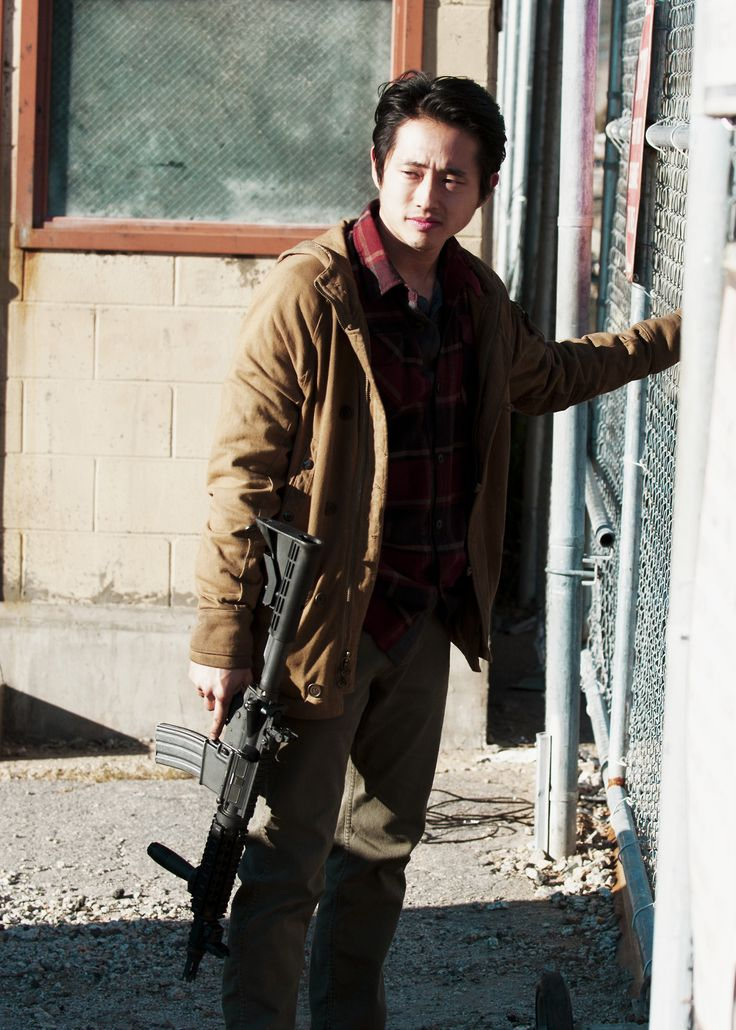 Glenn Rhee | The Walking Dead Season 4 | Pinterest | Posts ...  Glenn Rhee | Th...