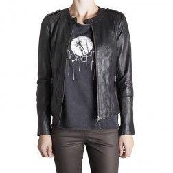 Bossini Leather Jacket