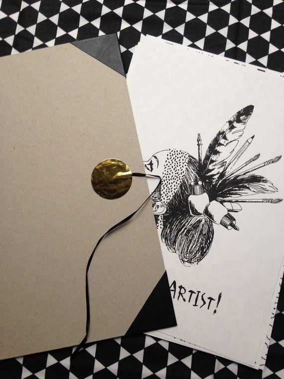 Pochette cartonnée de 10 coloriages A4