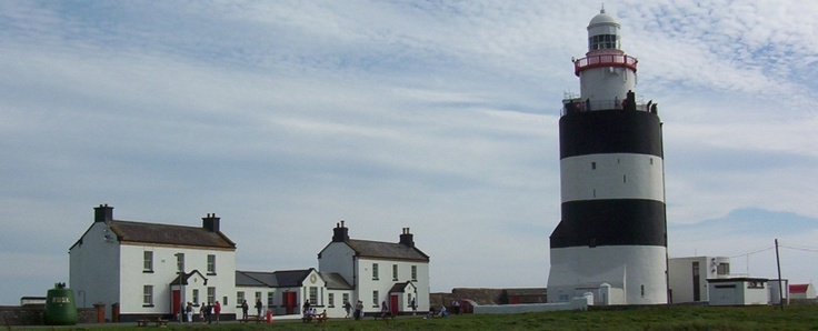 Hook Head Lighthouse, Co. Wexford, Ireland