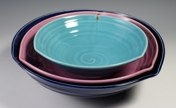 Lynn Goodman: Lynn Goodman, Bowls Serving, Inspiration, Pottery, Ceramic