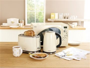 Next Cream 800w Microwave From The Uk Online