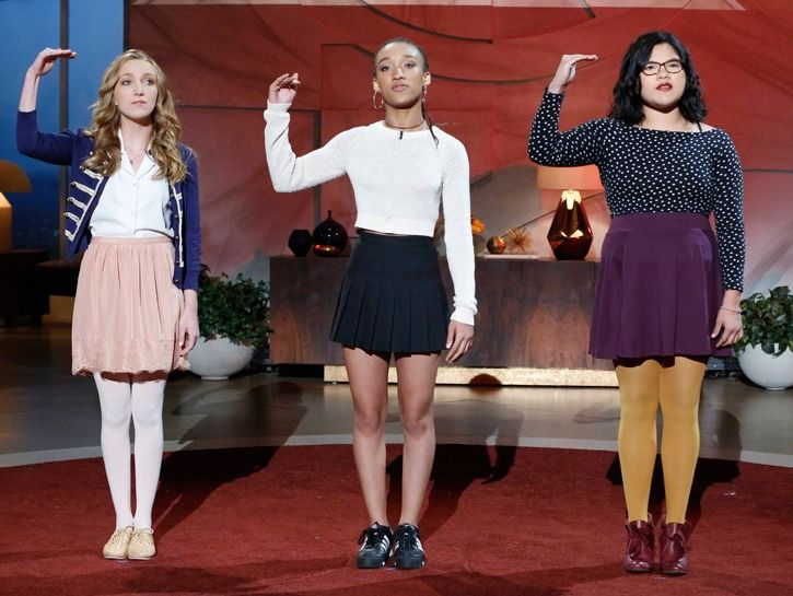 Teen Girls' Slam Poetry On 'The Queen Latifah Show' Is The Powerful Thing You Need To Hear Today — VIDEO
