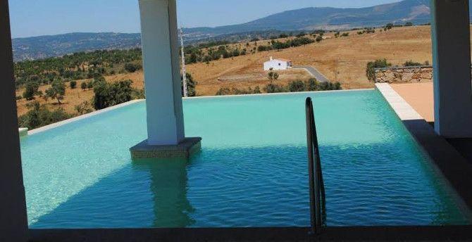 Casa da Urra, Turismo Rural com piscina na zona de Portalegre