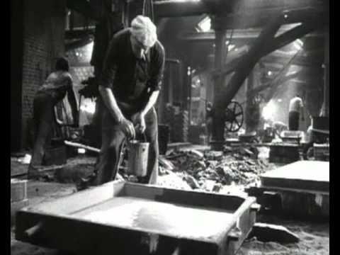 """""""Pour mémoire"""", la Forge, J-D Pollet 1980 (extrait)"""