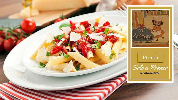 AUGUSTA - A pranzo Na'Za Peppa con soli 10 euro.......