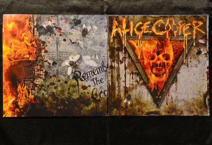 Facevinyl - ALICE COOPER - vinyl #AliceCooper #facevinyl #facevinylproject #FacevinylProject #Facevinyl #FacevinylLondon #FacevinylCollection #FacevinylPortrait #portrait #vinyl #facevinylstyle #style #rock #rockmusic