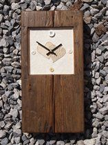 Great Weddings or Anniversary clock from Designate Products - Can also be personalised with dates and letters.